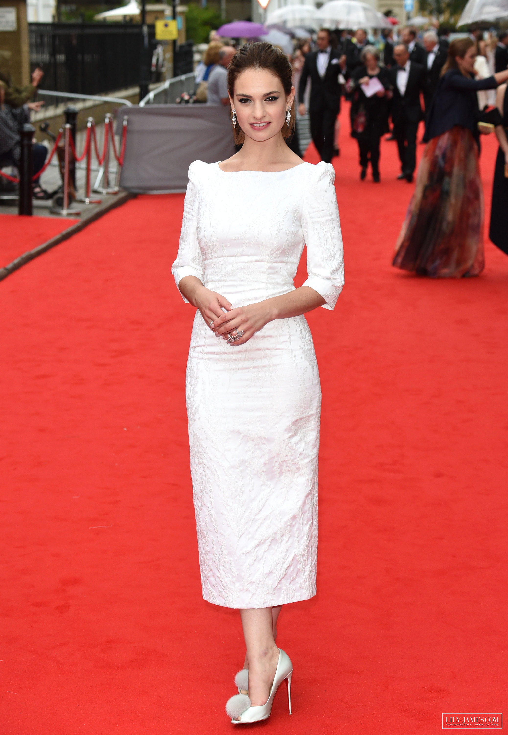 Image Result For Lily James